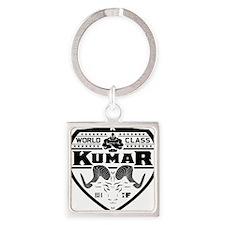 Kumar World Class 1 Square Keychain