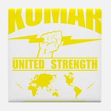 Kumar Lightning 3 Tile Coaster