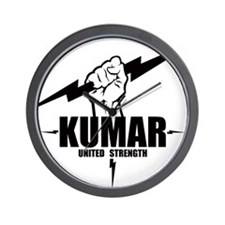 Kumar Lightning 4 Wall Clock