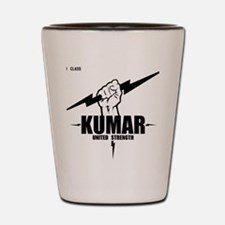 Kumar Lightning 4 Shot Glass