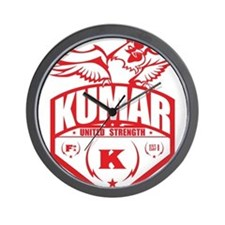 Kumar Fowlcocks 2 Wall Clock