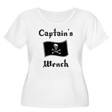 Captain's Wench T-Shirt