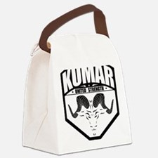 kumar Ram Crest 1 Canvas Lunch Bag