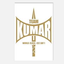 Kumar Axe 1 Postcards (Package of 8)