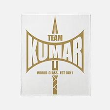 Kumar Axe 1 Throw Blanket