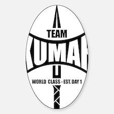 Kumar Axe 1 Decal