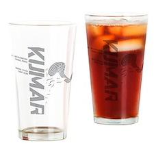 Kumar Ram Combat 1 Drinking Glass