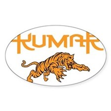 Kumar Tiger 1 Decal