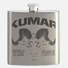Kumar Ram Stencil 1 Flask