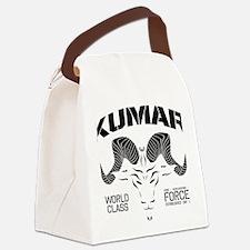 Kumar Ram Stencil 1 Canvas Lunch Bag