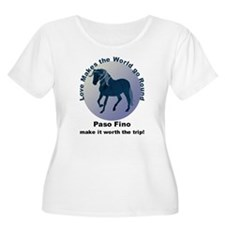 Paso Fino Worth the Trip! T-Shirt