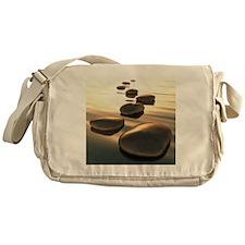 Step Stones Messenger Bag