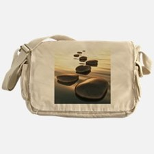 Step Stones Messenger Bag