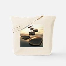 Step Stones Tote Bag