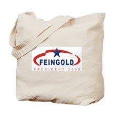 2008 Russ Feingold (star) Tote Bag