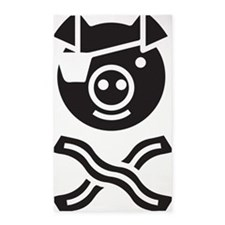 Awesome Pirate 3'x5' Area Rug