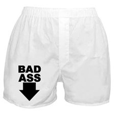 Bad Ass Boxer Shorts