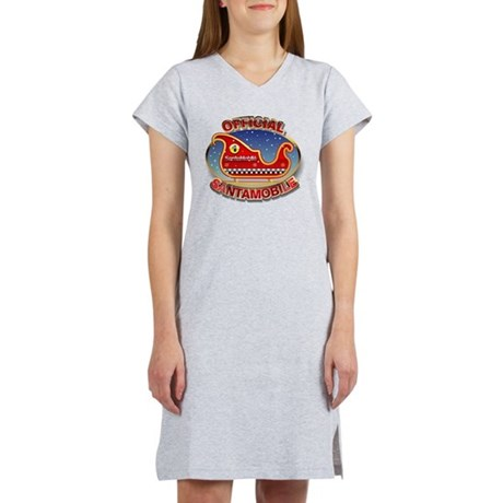SantaMobile Women's Nightshirt
