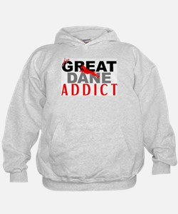 Great Dane Addict Hoodie