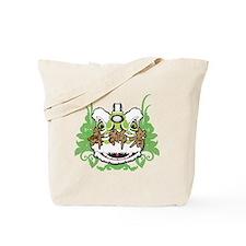 Hok San Lion Green Tote Bag