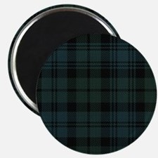 Campbell Scottish Tartan Plaid Magnet