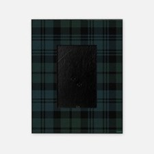 Campbell Scottish Tartan Plaid Picture Frame