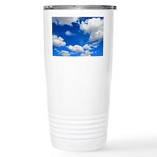Cloudy Sky Travel Coffee Mug