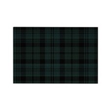 Cameron Ancient Celtic Tartan Rectangle Magnet