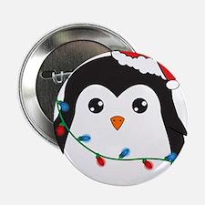 "Penguin 2.25"" Button (10 pack)"