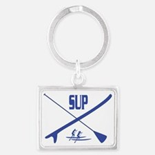 SUP Landscape Keychain