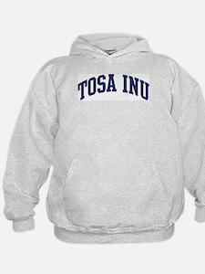 Tosa Inu (blue) Hoodie