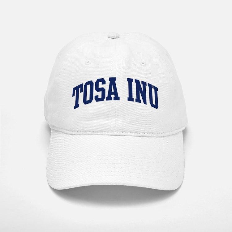 Tosa Inu (blue) Baseball Baseball Cap