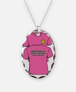 Corrections101tees Necklace