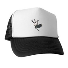 Bagpipes Trucker Hat