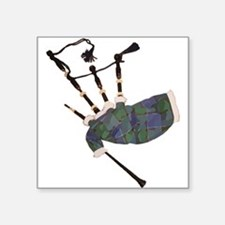 Bagpipes Sticker