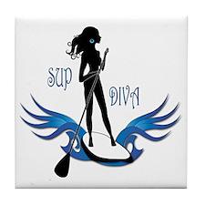 SUP Diva Tile Coaster