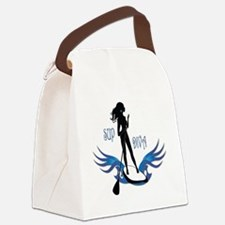 SUP Diva Canvas Lunch Bag