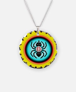 SOUTHEAST INDIAN WATER SPIDE Necklace