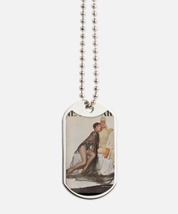 1954 JUNE Dog Tags