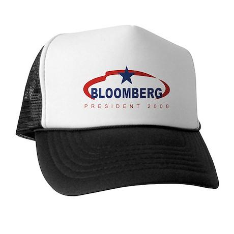 2008 Michael Bloomberg (star) Trucker Hat
