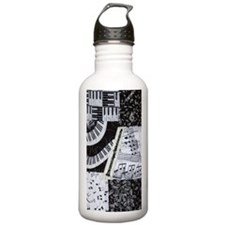 0562-nook-clarinet Water Bottle