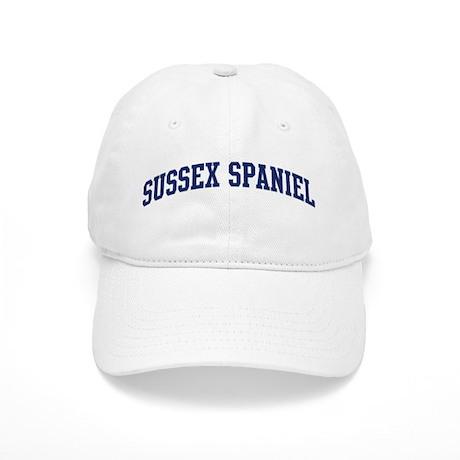 Sussex Spaniel (blue) Cap