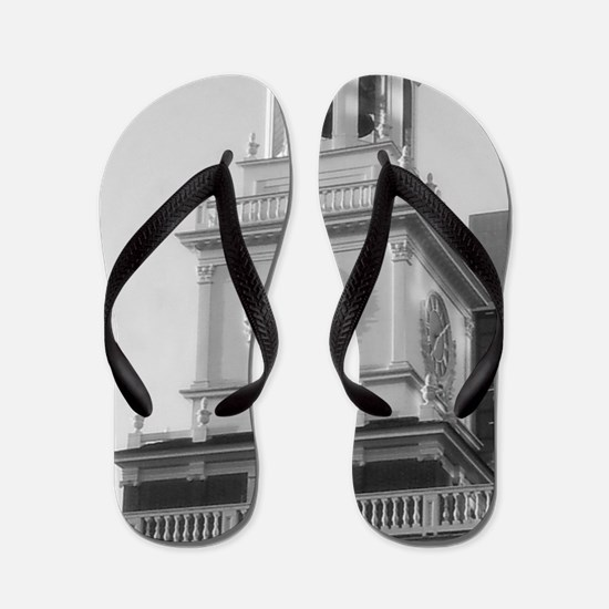 Independence Hall Flip Flops