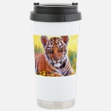 Tiger Baby Cub Travel Mug