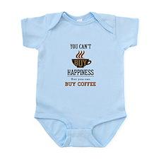 Happiness - Buy Coffee Infant Bodysuit
