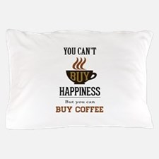 Happiness - Buy Coffee Pillow Case