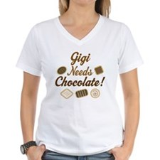 Gigi Chocolate Shirt