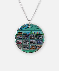 2013 MADNESS Mustang throw p Necklace