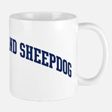Polish Lowland Sheepdog Mug