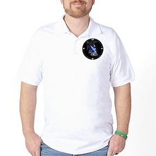 Spider Gothic Fairy Clock T-Shirt